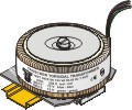 Toroidal safety- and isolating transformers
