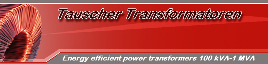 Energy efficient power transformers 100 kVA-1 MVA