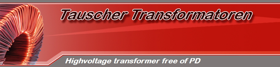Highvoltage transformer free of PD