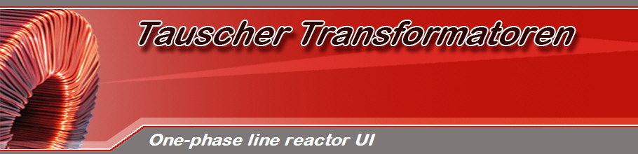 One-phase line reactor UI